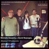 Michelle Desachy y David Bojorges, y Estudio 19 (Industria Musical y Producción) Entrevista