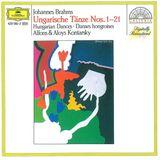Johannes Brahms - Ungarische Tanze fur Klavier zu vier Handen