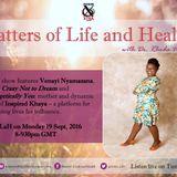 Interview from the Home of Inspiration: Inspired Khaya with Vonayi Nyamazana