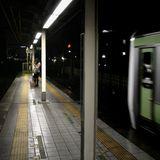 Sarke- Tokyo Ghost Stories : The Shinjuku Station Corridor (Dark/Experimental Techno from Japan)