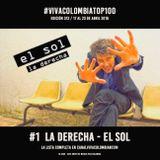 #VivaColombiaTop100 17 - 23 ABR Edición 313