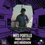 Untz Radioshow 2019 - Mati Portillo