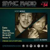 Sync Radio Ep 54