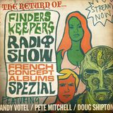 Finders Keepers Radio Show - French Concept Album Special