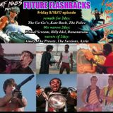 FUTURE FLASHBACKS August 18, 2017 episode