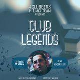 4CHMT presents Club Legends #009 - Jens Kindervater CD1