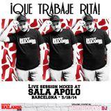 Estoy Bailando LIVE! - ¡Qué Trabaje Rita Barcelona! (Sala Apolo - 18/5/2014)