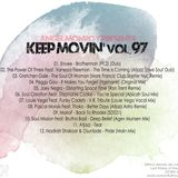 Angel Monroy Presents Keep Movin' 97