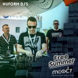 Nuform DJs @ Moody Stage na Free Summer 2016