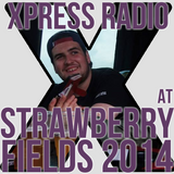 Xpress Radio at Strawberry Fields 2014
