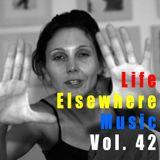 Life Elsewhere Music Vol 42