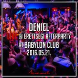 Deniel - LIVE @ Last Night Érettségi After at Babylon Club 2016.05.21.