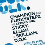 Champion Promo Mix for Formula Presents pt 2 @ East Village 23/04/12