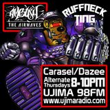 Ruffneck Ting Takeover with Dj Dazee Ujima 98fm 24/06/2015 Regina Rae Interview
