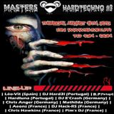 HARDLUNA (Guest @ Hard Beats PT & Friends) - Masters Of HardTechno #3 (15/08/13)