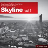 Skyline Vol 1 - Deep House / Nu Disco / Indie Dance 40 min mix sampler
