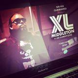 Fonkee Monk - warm-up set for XL Middleton & Moniquea at Club 69 - 16 April 2017