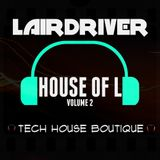 TECH HOUSE MIX- House of L - Volume 2