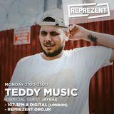 Teddy Music UK Show - Jaykae Special Guest 03.10.16 [Reprezent Radio]