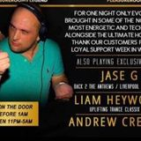 LIAM HEYWOOD LIVE @ A NIGHT WITH ROB CAIN JFMC (TRANCE AND LIVERPOOL CLASSIX SET)
