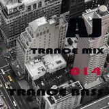 Trance Bass Presents Trance Mix 014 By AJ Chen