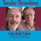 Tuesday Throwdown Show with legendary DJ Colin Hudd