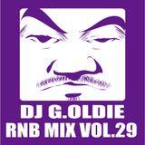 DJ G.OLDIE RNB MIX VOL29