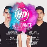 JXJ - #HoliDanceOfColours