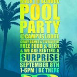 Jason Rault - Warm Up Set @ BullsGuide Back to School Pool Party, Tampa, FL