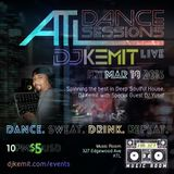 DJ Kemit presents ATL Dance Session March 2016 Promo Mix