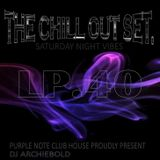 Purple Note Club House Guest Show Present The Chill Out Set LP-40