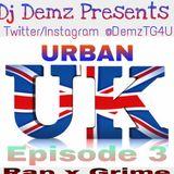 UK URBAN EP 3 X WILEY X STORMZY X GRIZZY X M DARGG X FARKY X
