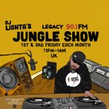 Dj Lighta's Jungle Show. 18.09.2015. Old Skool Rave to Jungle.