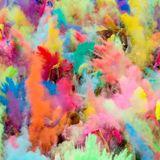 Holi Dance Of Colours Mix