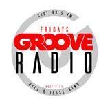 Groove Radio Fridays with Bill & Jesse king - M People/James Hunter/Carl Carlton - CIUT 89.5FM
