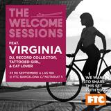 VIRGINIE @ FTC Barcelona Pure Vinyl set