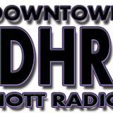 Downtownhottradio.com Turn up and twerk show mix 8