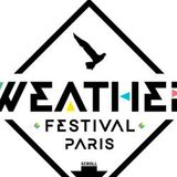 Derrick May, Francesco Tristano and Lamoureux @ Weather Festival 2015