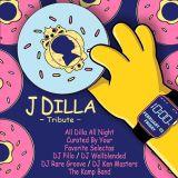 DJ Rare Groove Selectas Choice J Dilla Tribute 2018
