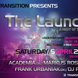 Markus Rose - The Launch Pre Party Mix (23.03.2014)