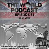 THT World Podcast ep 51 by Troy Cobley
