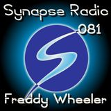 Synapse Radio Episode 081 (Freddy Wheeler)