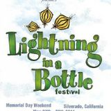 Follow Me Now To A Place You've Never Dreamed Of: THE LIGHTNING IN A BOTTLE EXPERIENCE