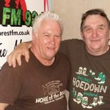DJ Steve Stack Of Wax ~ ROCKIN' RADIO with my guest DJ Colin Silcocks ~ 24 July 19