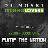 Moski - Pump The Nation! 14.1.2013