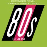 80's Extended Remix - A Dance Party Treat