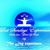 Jay experience - Podcast #005 - Special set holidays - Last Sundays Experience Radio Show