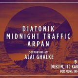 Midnight Traffic at // Dublin HYD // :: WICKED FRIDAYS :: 21st October 2016