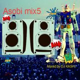 DJ KASHI Mix Series. Asobi mix vol.5