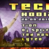 Live @ Techno Hooligans (26-09-2015, Pekarna - Gustaf, Maribor)